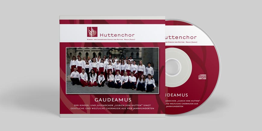 Huttenchor CD-Digipak